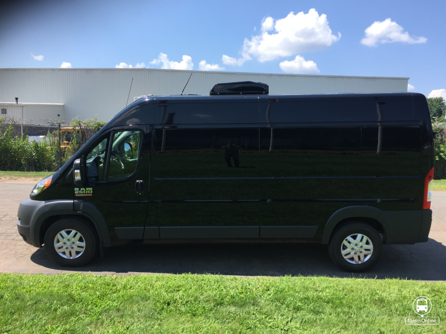 2016 Other Executive Shuttle