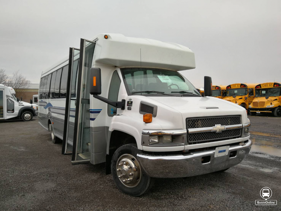 2008 Chevrolet Turtle top | Single Bus - BusesOnline - Buses for