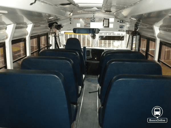 2009 Blue Bird vision | Single Bus - BusesOnline - Buses for