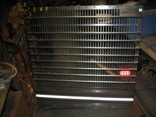 Radiator door