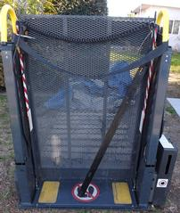 Ricon S Series Wheelchair Lift Single Part Busesonline Buses