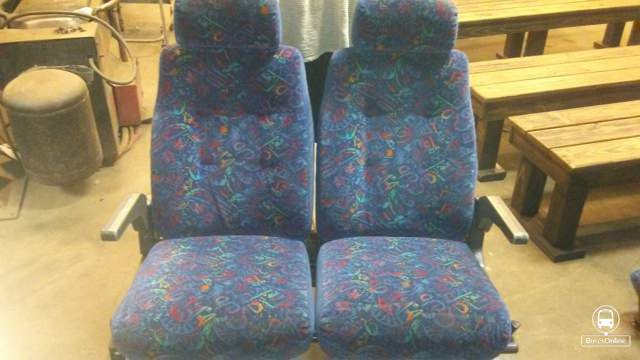Seats from 1990 MCI