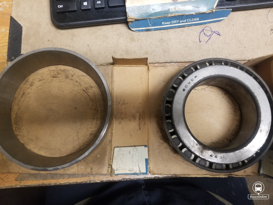 Bower/BCA Bearing