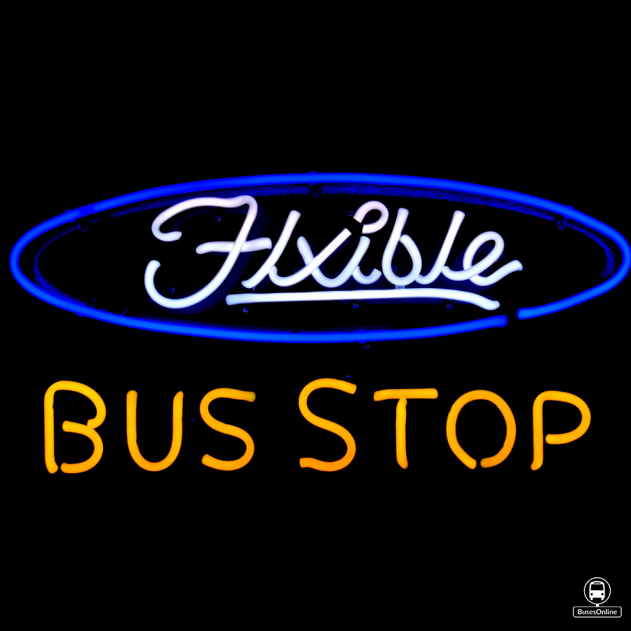Stunning Custom Neon Lighting & Signs for your Bus / Motor Coach