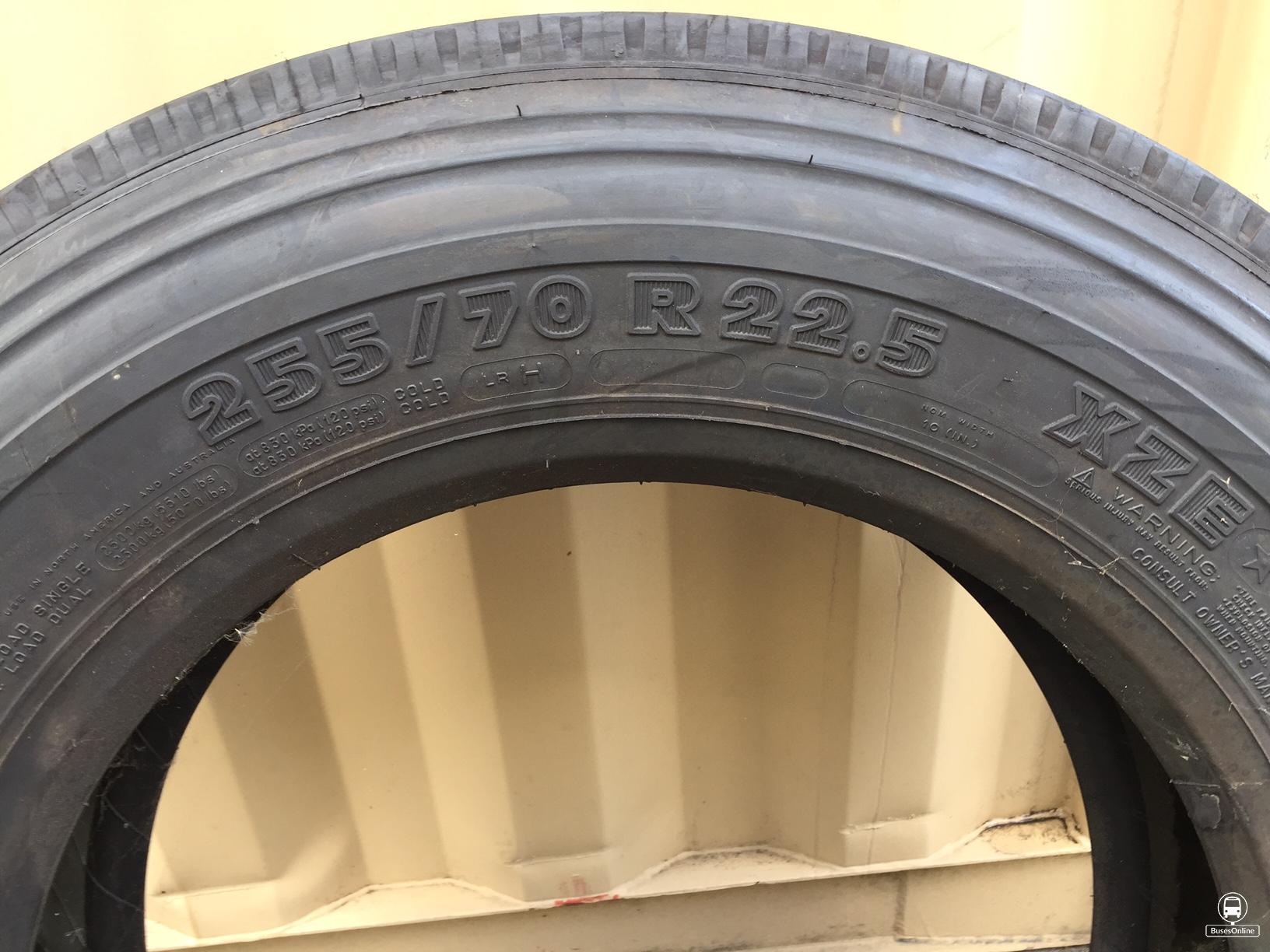 Michelin Pilot XZE Tires