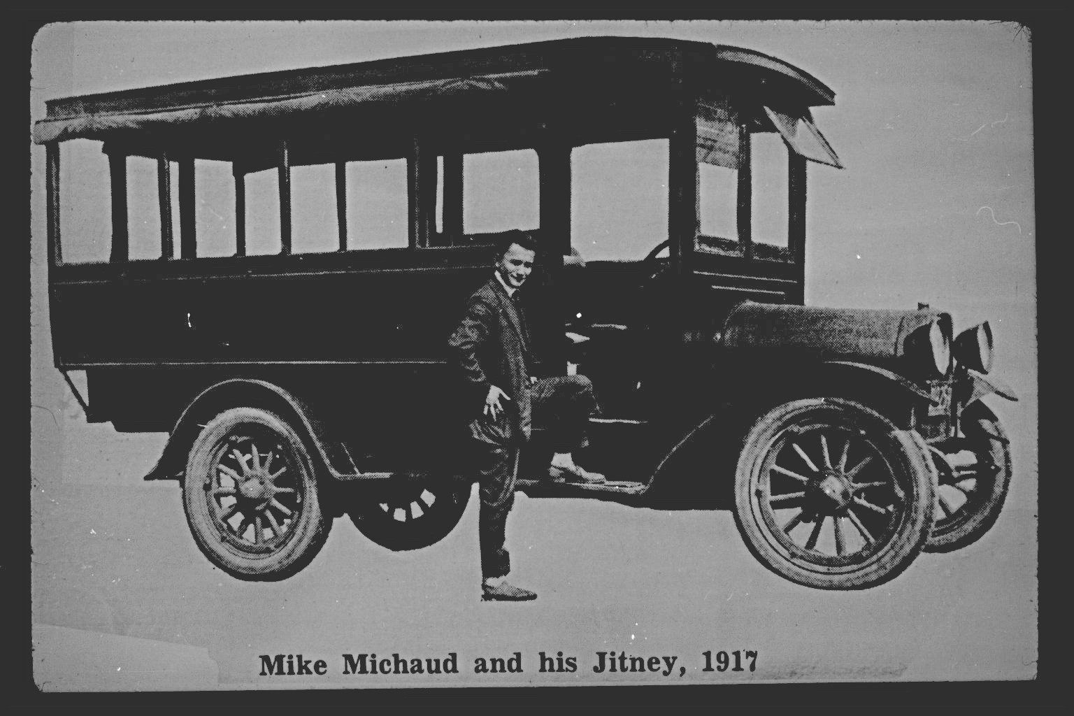 how to start a jitney service
