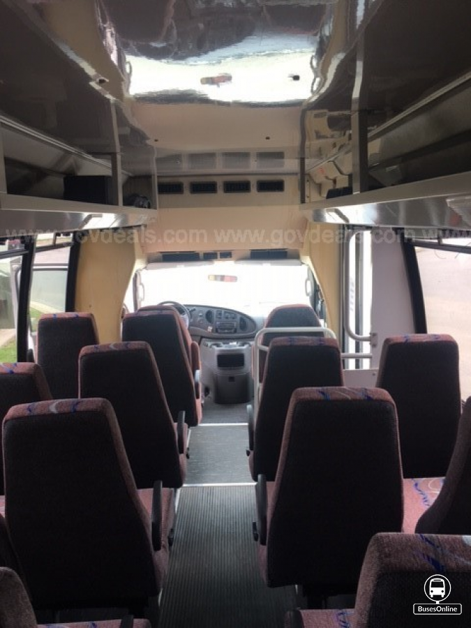 Federal Bus For Sale