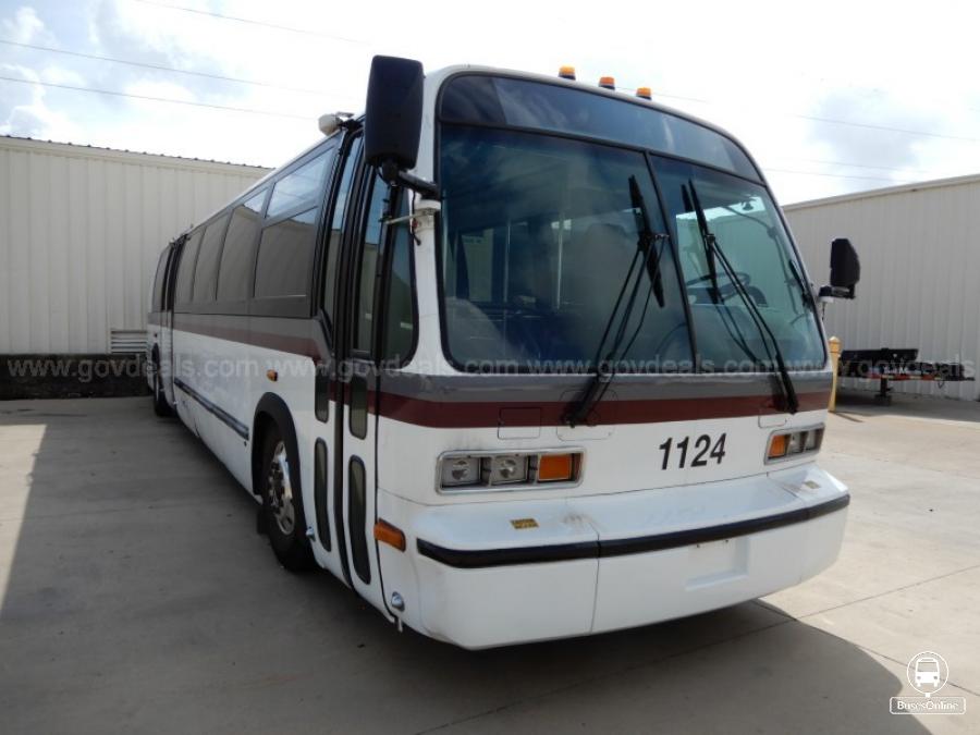 NovaBus Bus For Sale