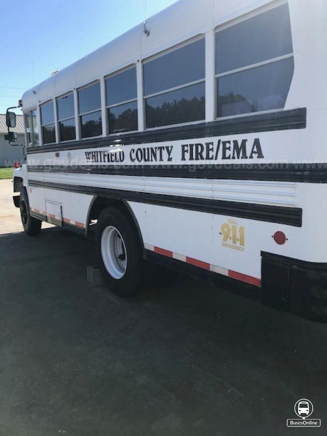 International Bus For Sale