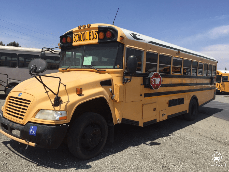 Blue Bird Bus For Sale