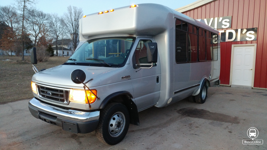 2007 Ford E450   Single Bus - BusesOnline - Buses for Sale