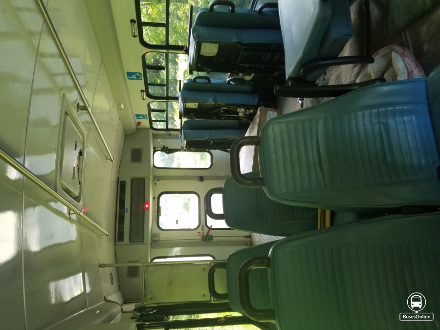 2006 Gmc C5500 Single Bus Busesonline Buses For Sale