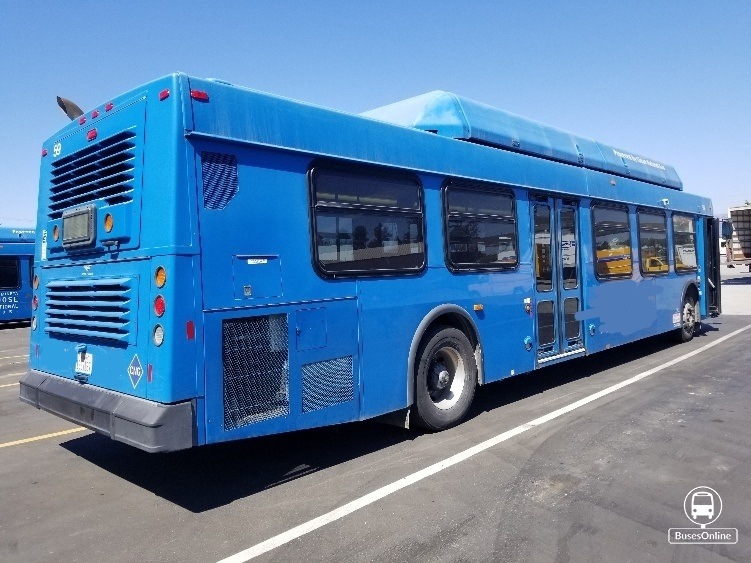 New Flyer Bus For Sale