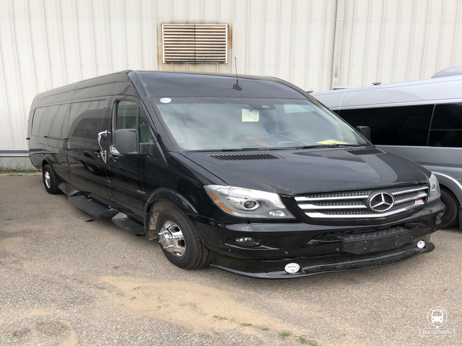 Mercedes Bus For Sale