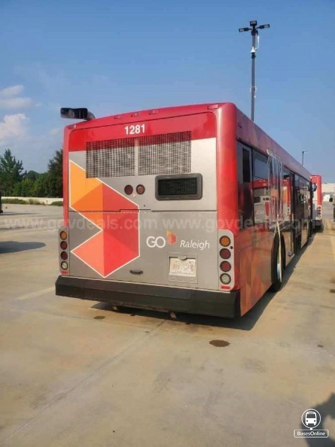 Gillig Bus For Sale