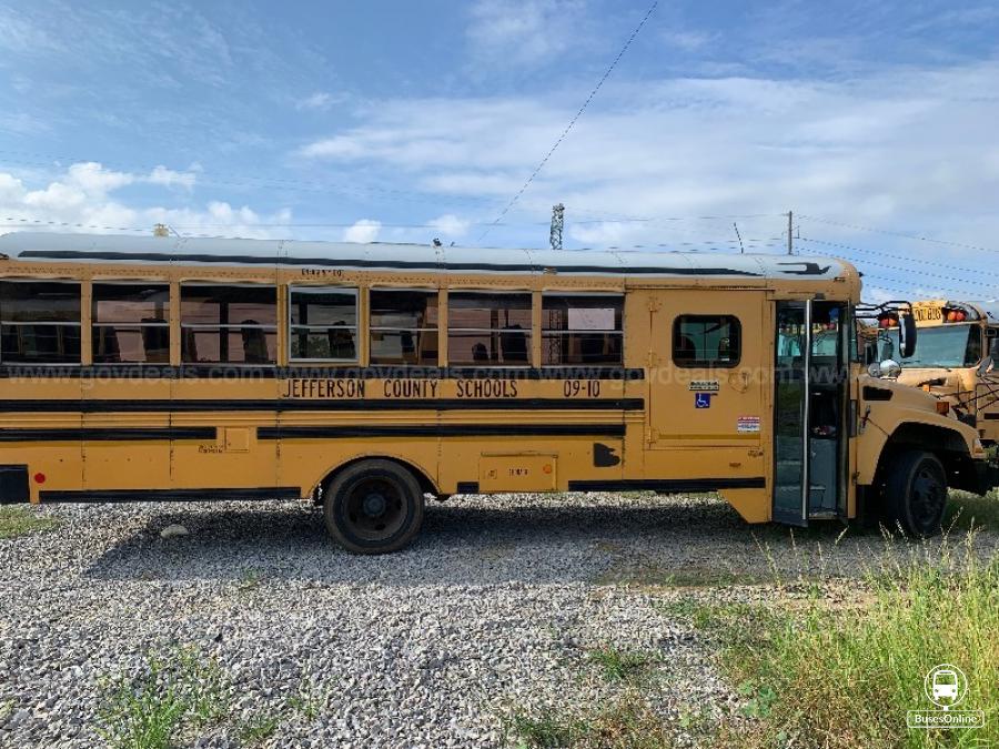Blue Bird Bus For Sale