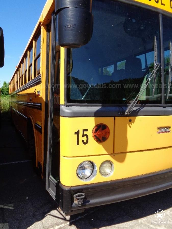 Thomas Bus For Sale