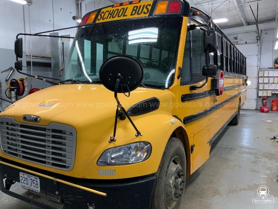 Freightliner C-2 Bus For Sale