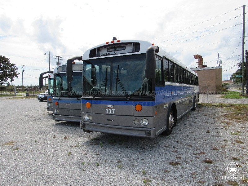 Thomas Bus For Sale