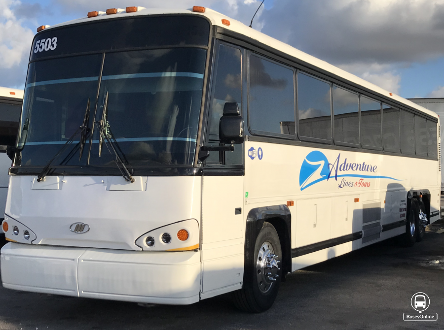 MCI Bus For Sale