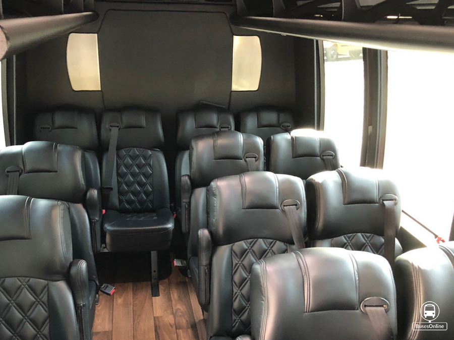 2015 Battisti Customs Mercedes Benz Sprinter