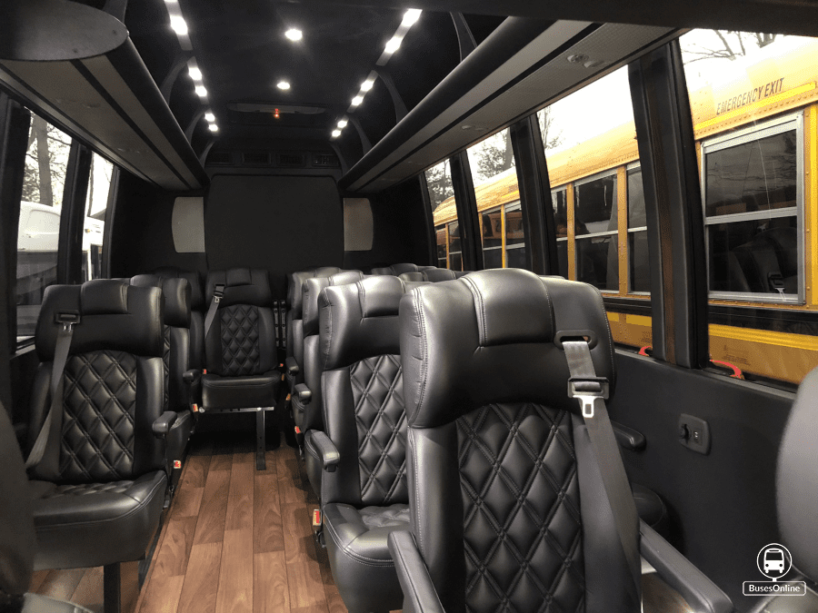 Battisti Customs Bus For Sale