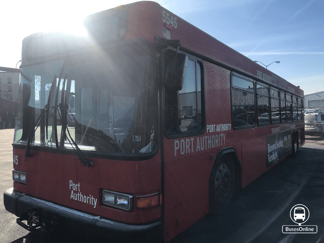 Gillig Bus For Sale