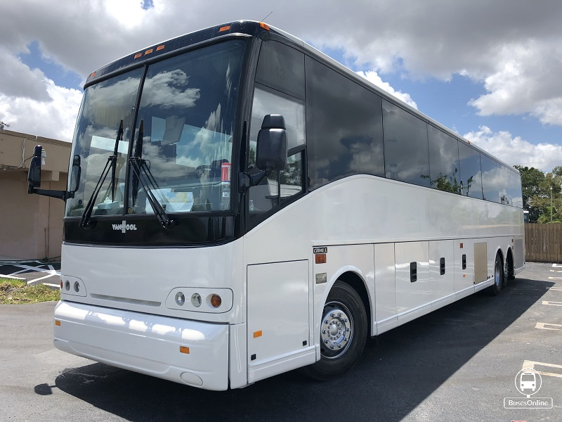 Van Hool Bus For Sale