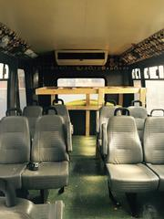 2002 Ford e-450 passenger bus for sale. Great condition