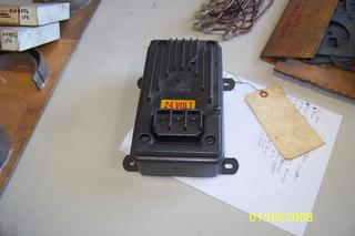 Remanufactured Flxible metro bus voltage regulator