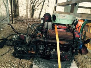 8v71 Detroit diesel 34,000 original miles runs good make offer