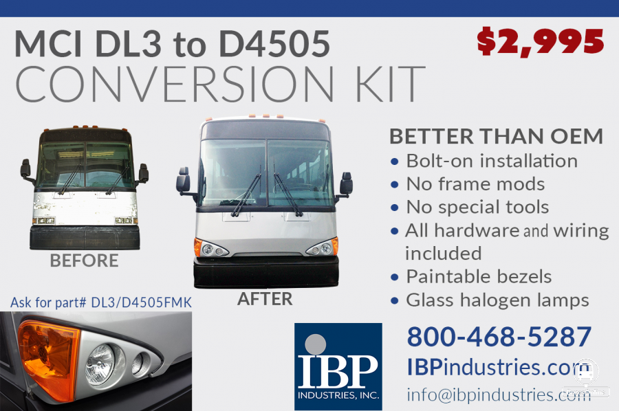 MCI DL3 to D4505 Conversion Kit