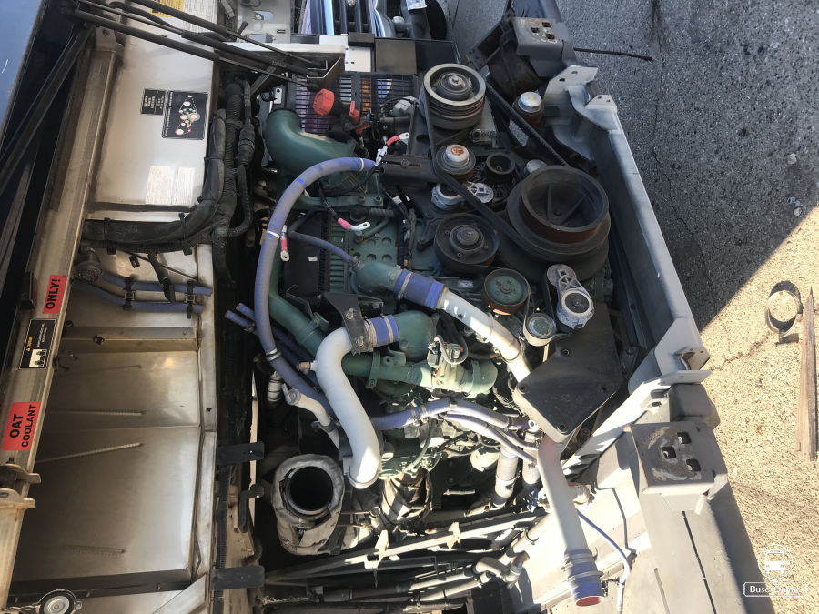 Volvo D13 Engine and Allison B500 Transmission
