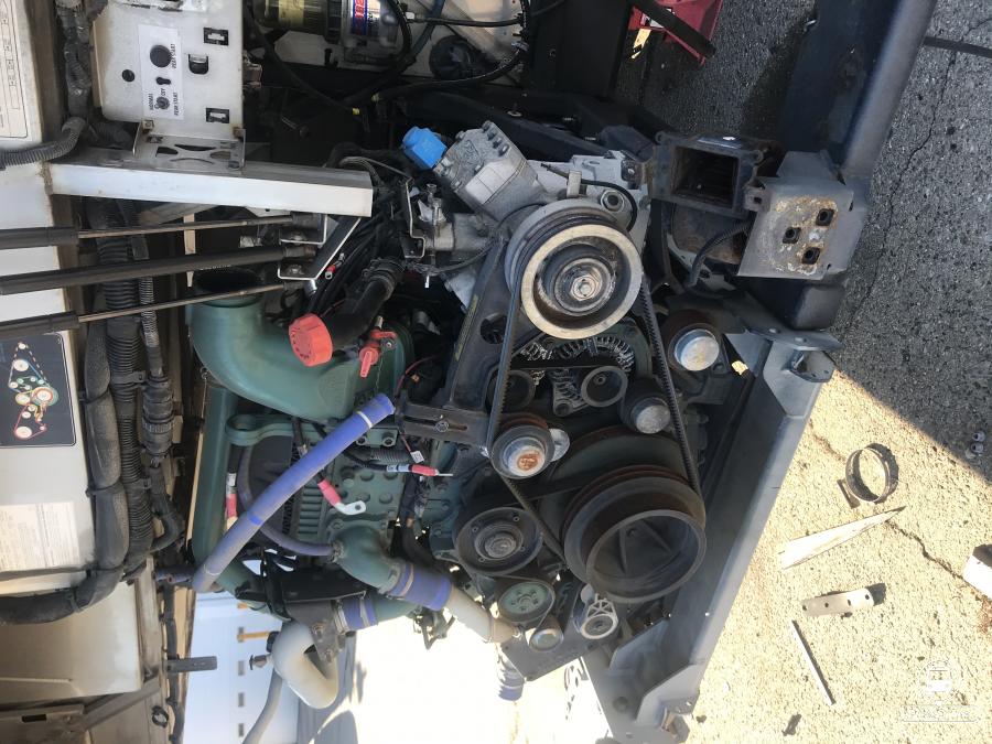Volvo D13 Engine and Allison B500 Transmission