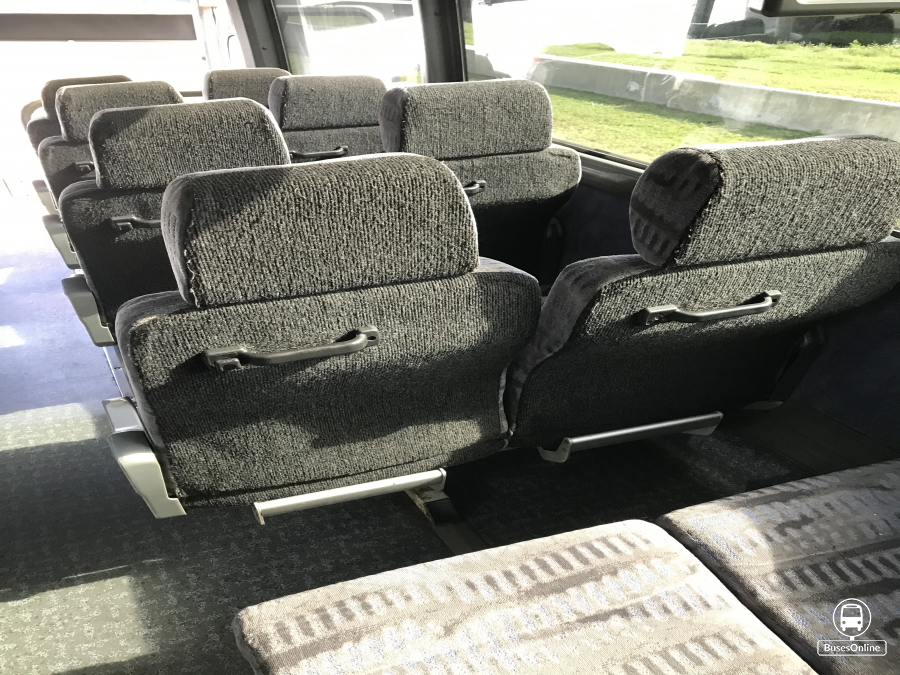 Motorcoach Seats