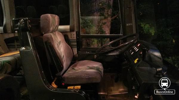 PREVOST BUS SEATS SET